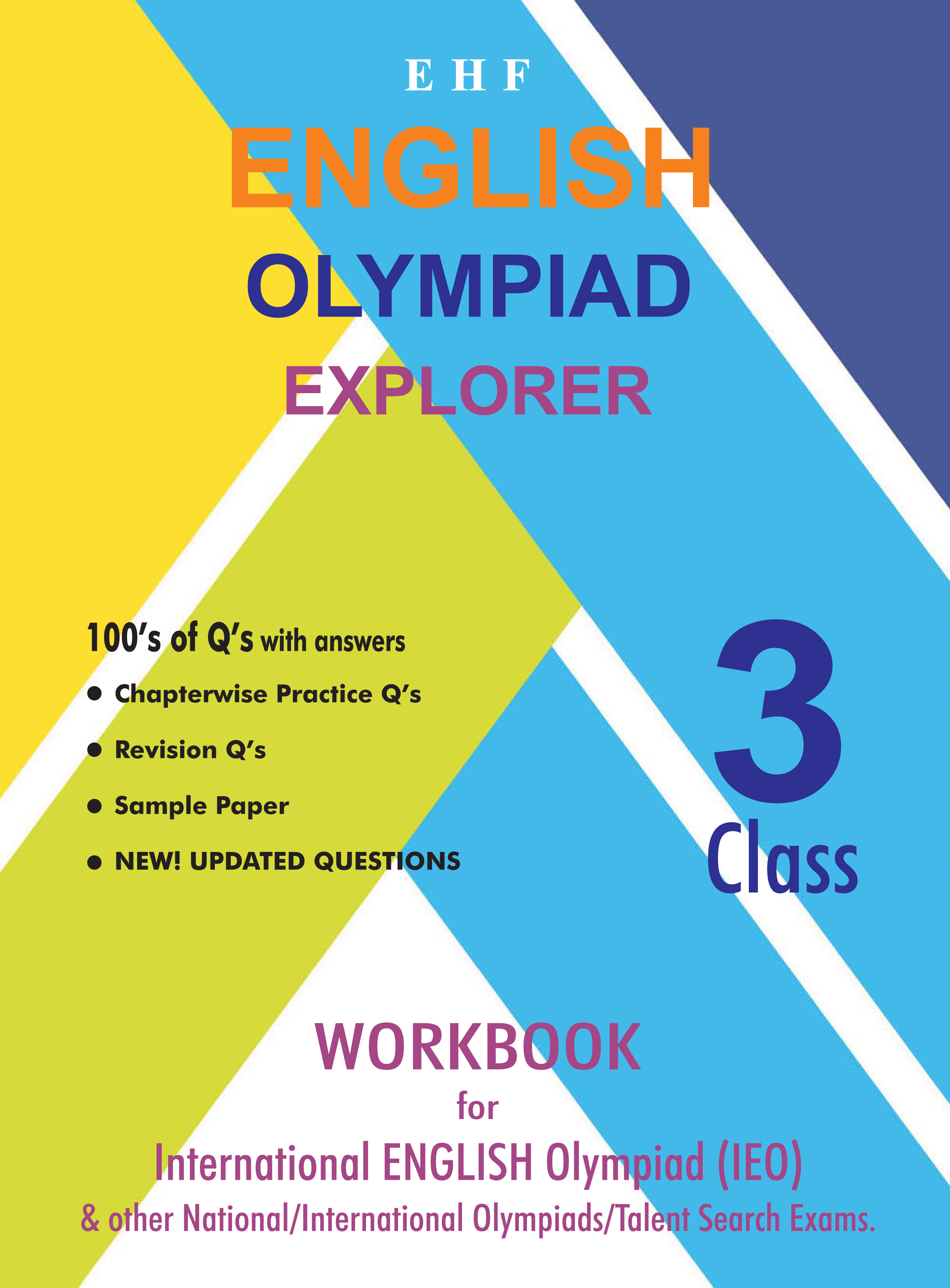 English Olympiad Explorer Class 3 (English, Paperback, Dr. Sandeep Ahlawat)
