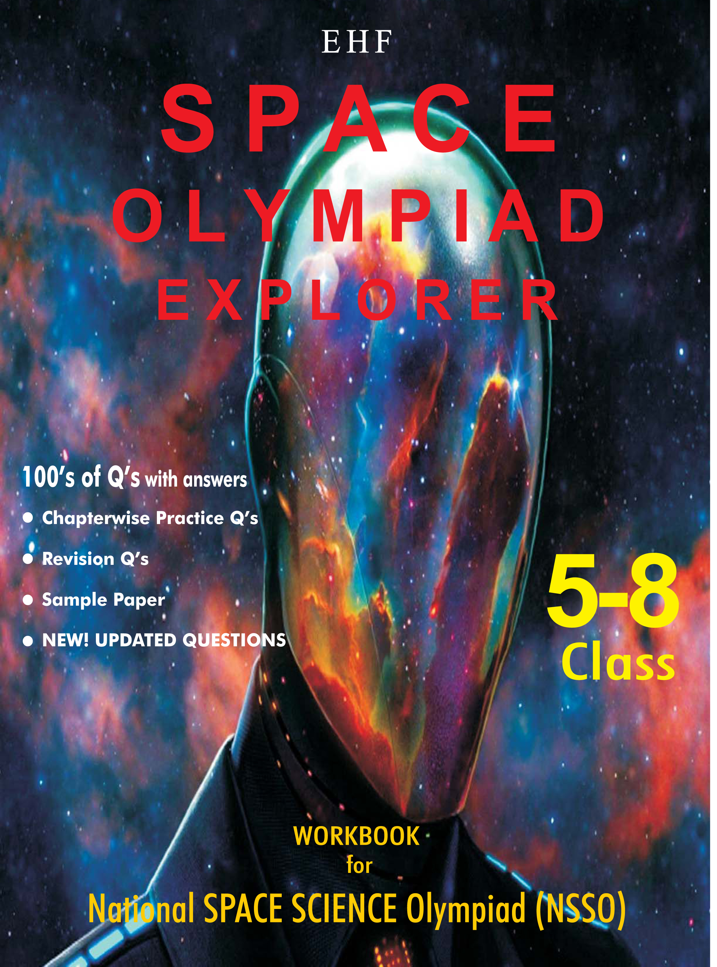 Space Olympiad Explorer Class 5-8 (English, Paperback, Dr. Sandeep Ahlawat)