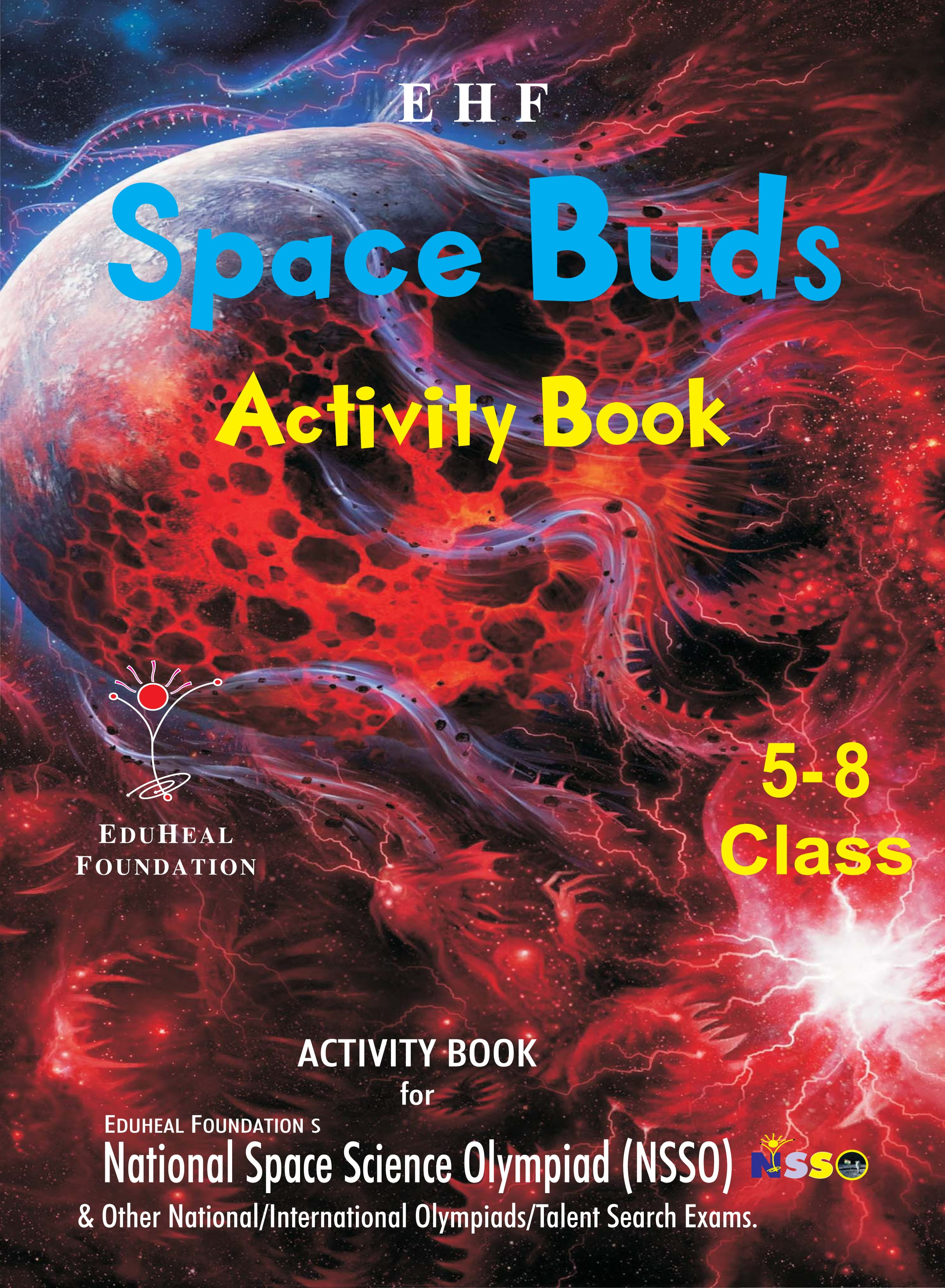 SPACE SCIENCE ACTIVITY BOOK CLASS 5-8