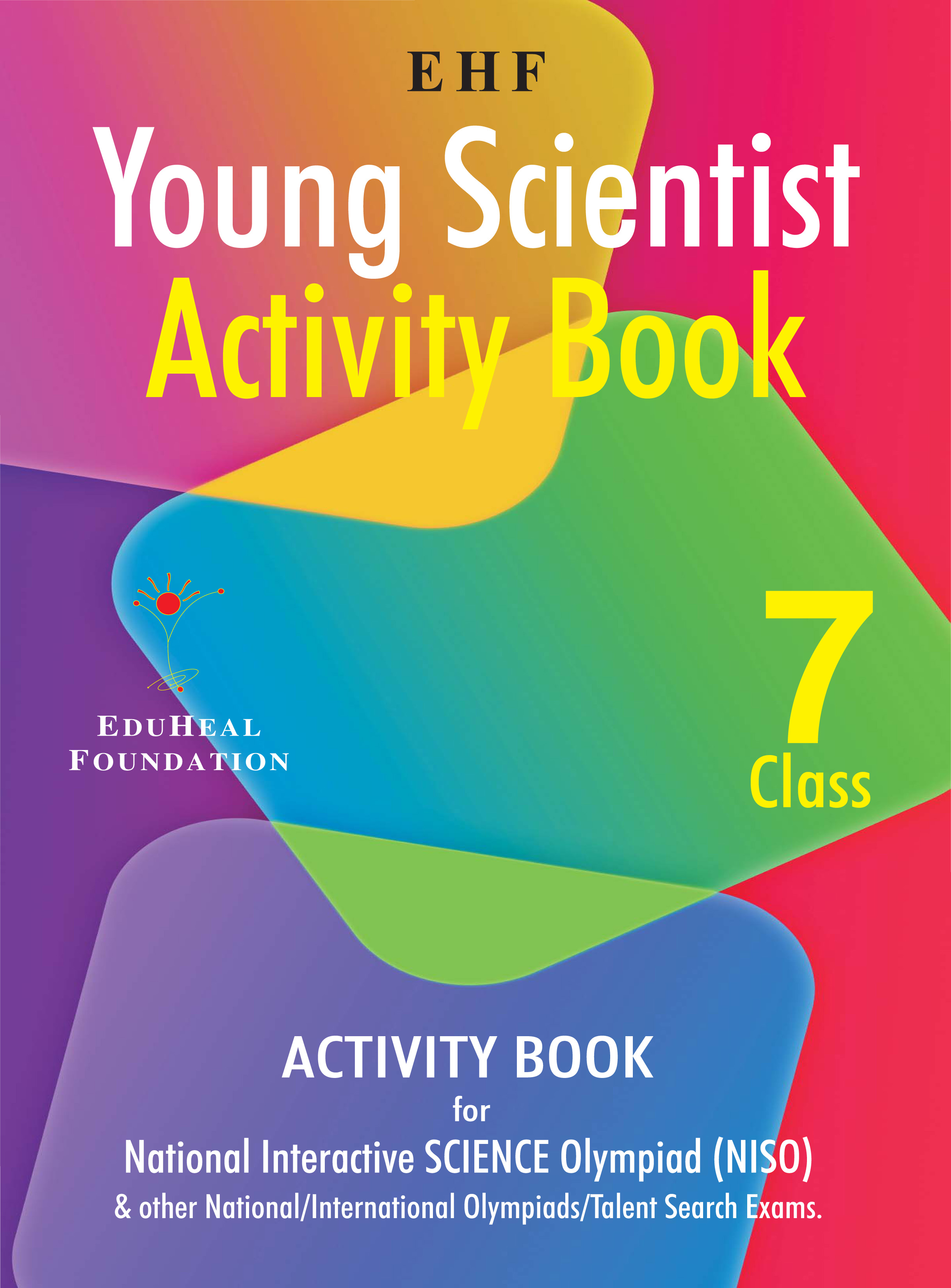 YOUNG SCIENTIST ACTIVITY BOOK CLASS 7 | EHF Books Store