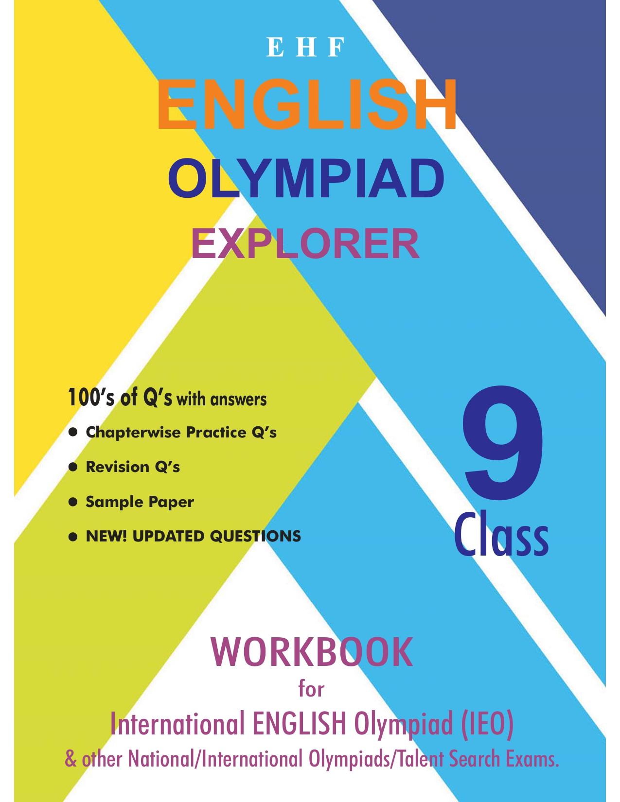 ENGLISH EXPLORER CLASS- 9