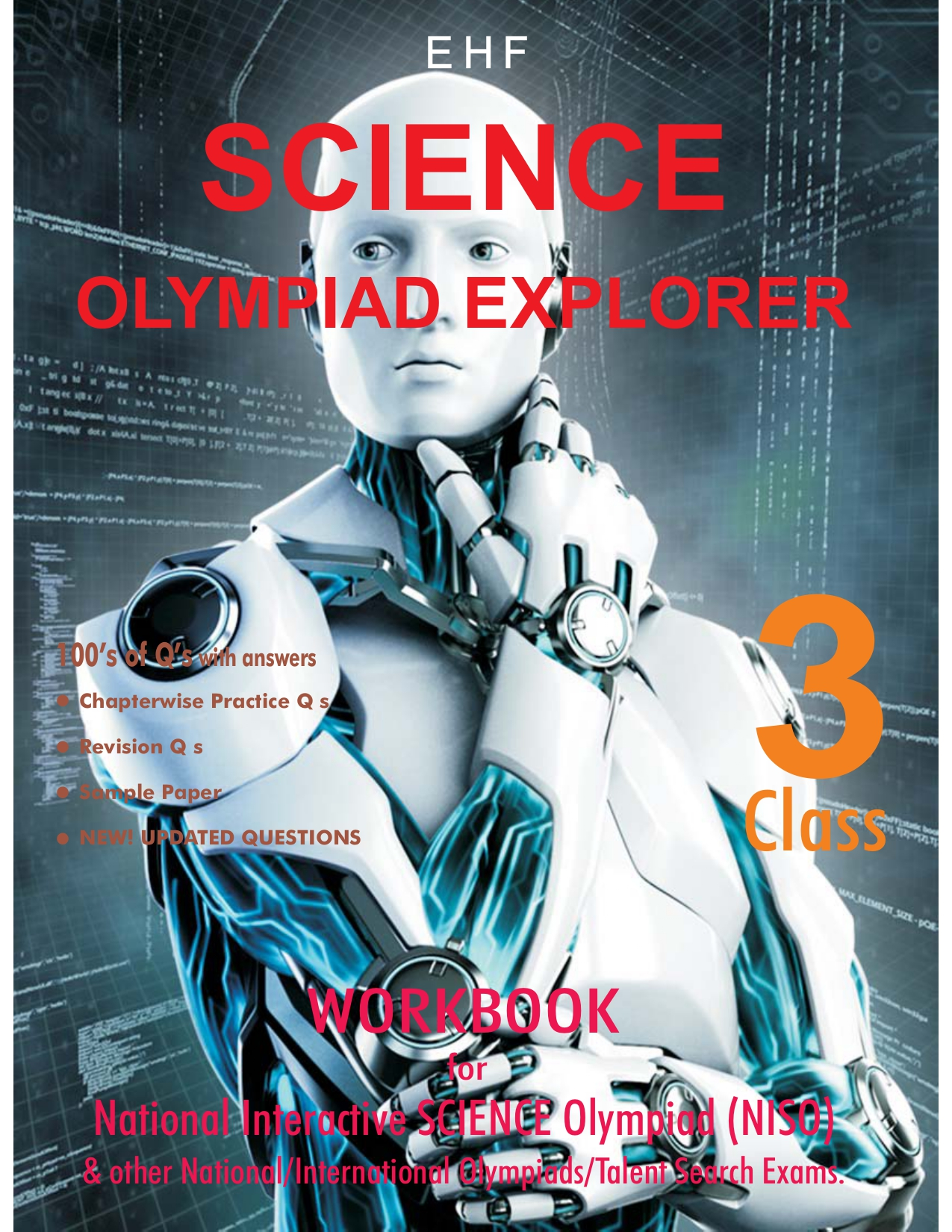 Science Olympiad Explorer Class 3 (English, Paperback, Dr. Sandeep Ahlawat)